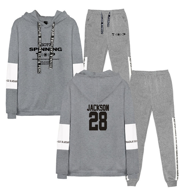 GOT7  WORLD TOUR HOODIE + TROUSERS (20 VARIAN)