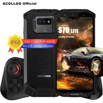 DOOGEE S70 lite GamePad Cellulaire Téléphone 5.99