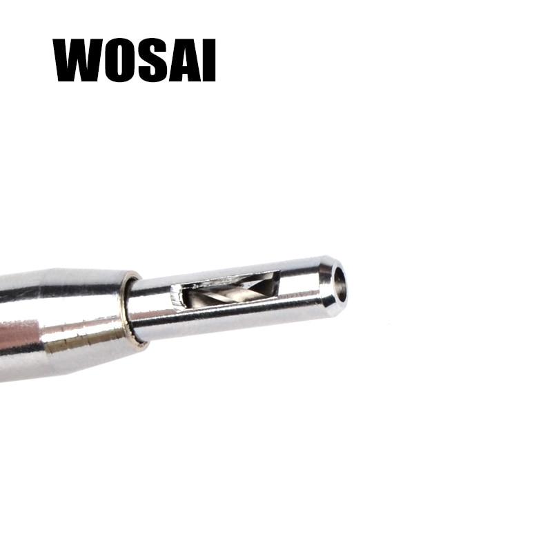 WOSAI 4-delige zelfcentrerende scharnierboorset 5/64 7/64 9/64 11/64 - Boor - Foto 2