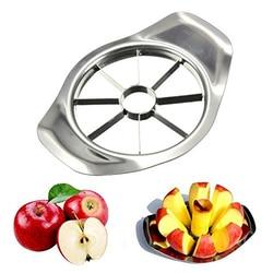 Kitchen Gadgets Stainless Steel Apple Cutter Slicer Vegetable Fruit Tools Kitchen Accessories