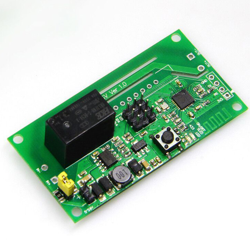 5-24V wifi Relay arduino Module ESP8266 relay wifi development board md2503s module sdk development kit ln03gw development board wifi gps gprs gsm esp8266