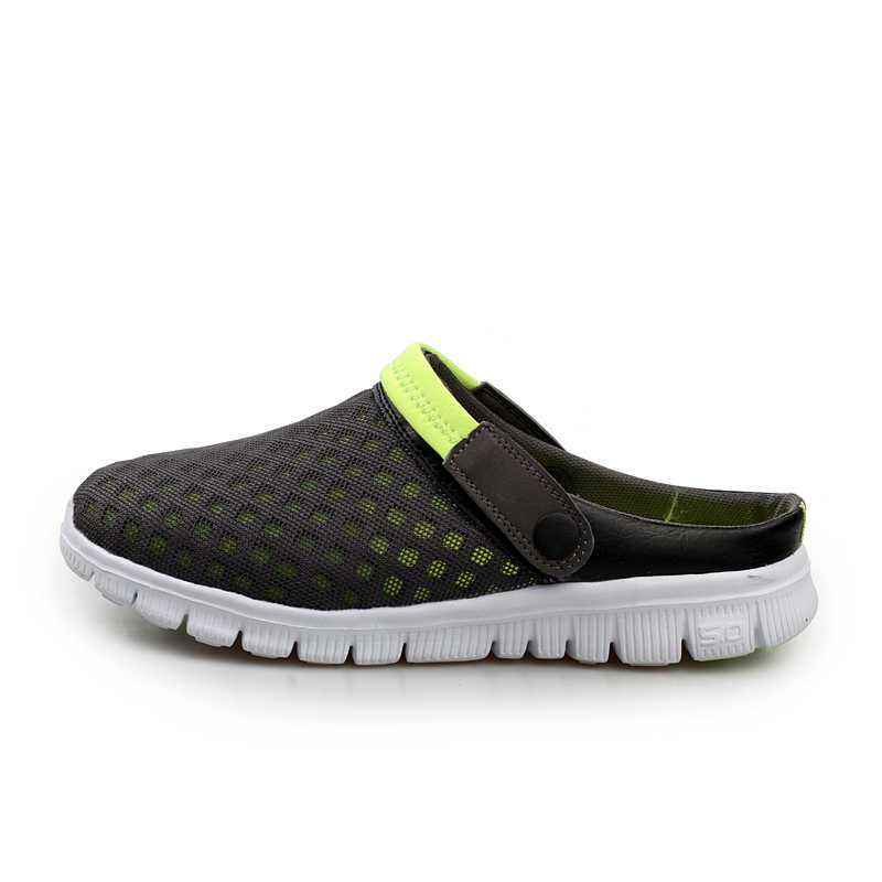 Летняя обувь; Мужские сандалии; Разноцветные пляжные шлепанцы для пар; Мужские кроссовки; Мужские дышащие сандалии; Sandalias Zapatos Hombre; Размеры 36-46