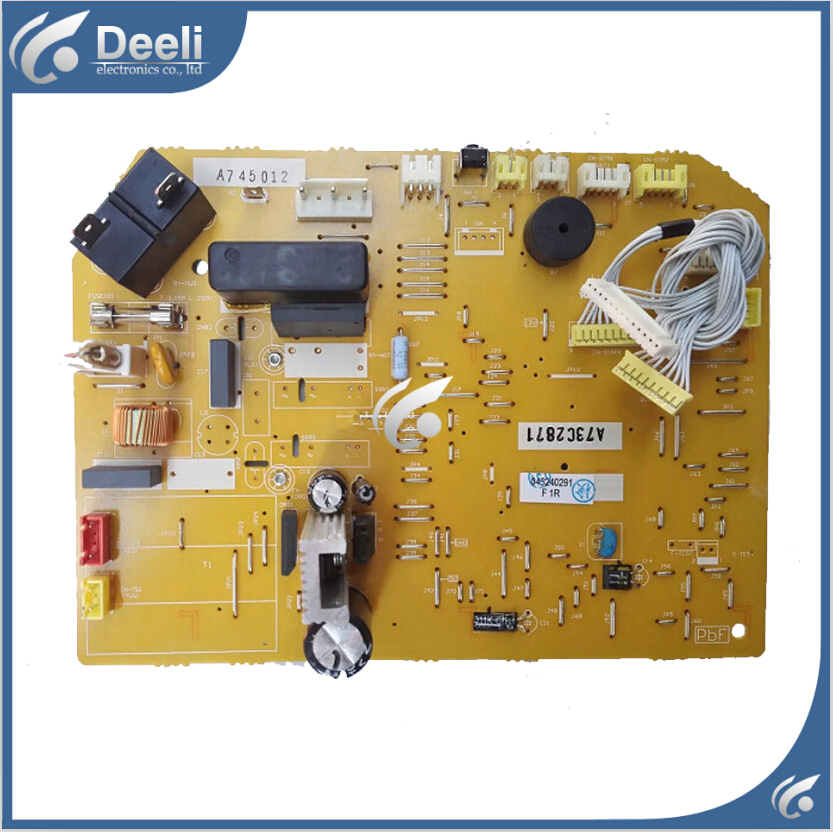 98% new & Original for Panasonic air conditioning board Computer board KF-27GW/H09 A745012 A73C2871 A744674 control board wire universal board computer board six lines 0040400256 0040400257 used disassemble
