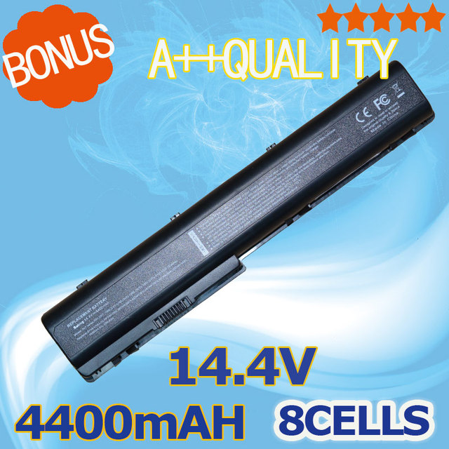 14.4V 4400mAH  Battery  for HP Pavilion DV7 DV8 464059-121 464059-141  HSTNN-DB74 HSTNN-DB75 HSTNN-IB74 HSTNN-IB75 HSTNN-OB75