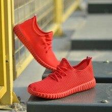 Женщины кроссовки свет открытый подкладкой шнуровке кроссовки воздухопроницаемой сеткой спортивная обувь повседневная нескользящей дамы обувь для ходьбы