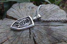 Archangel St.Michael Shield Pendant