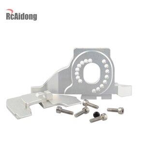 Image 4 - Disipador de calor de montaje de Motor de aleación de aluminio RC para Traxxas TRX 4 TRX4 #8290