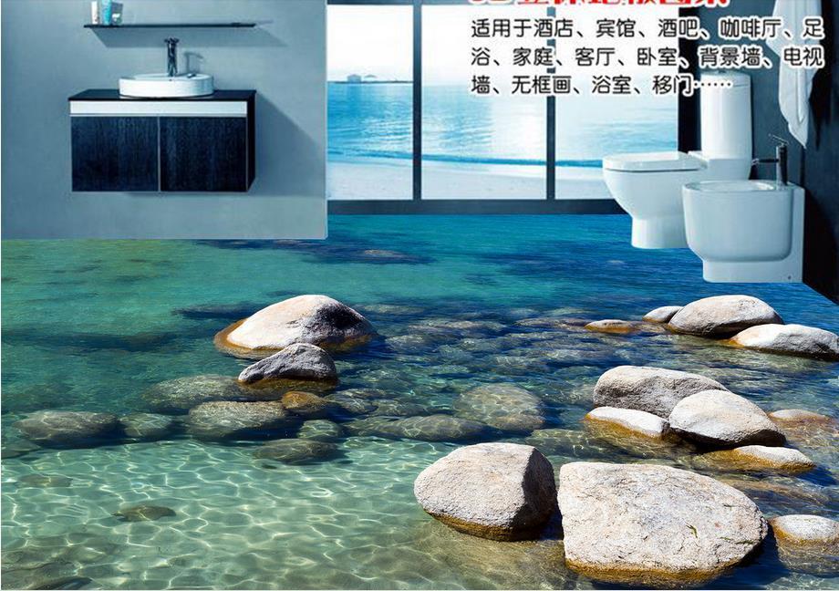 3d Fish Wallpaper Hd Custom Photo Wall Murals 3d Flooring Self Adhesive