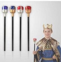 Хэллоуин реквизит Хэллоуин оружие скипетр скипетр царя маг тростника подарочные бесплатная доставка