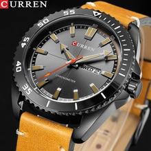 CURREN Sports Watches Men Luxury Brand Army Military Men Wat