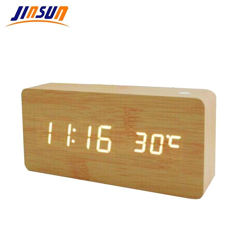 JINSUN Ժամանակակից սենսոր Փայտի - Տնային դեկոր - Լուսանկար 2