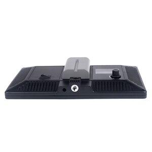 Image 5 - Viltrox L116T lcd ekran iki renkli ve kısılabilir ince DSLR Video led ışık isteğe bağlı pil + AC adaptörü kamera DV kamera için kamera