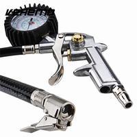 Vehemo универсальный автомобиль велосипед шины Давление калибровочных шин диагностики с воздуха пистолет
