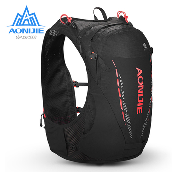 AONIJIE 10L Hydration Backpack Bag Water Bladder Rucksack Lightweight Hiking Running Marathon Cycling C948