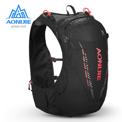 AONIJIE Outdoor Hydration Backpack 10L Running Vest Portable Bag Water Bladder Rucksack For Cycling Hiking Trail Running C948