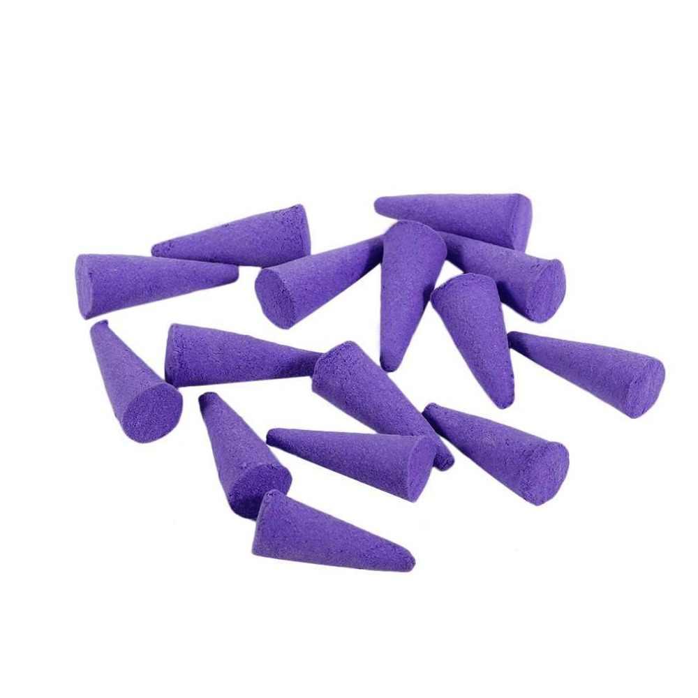 28 çubukları/Set Doğal Ev Dekorasyon Tütsü Brülörler Kapalı Kullanım Aromaterapi Koku Baharat Aroma Sandal Ağacı Hava Spreyi