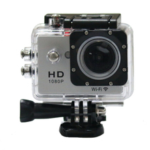 W9E Sports DV Wifi Action Digital Video Cameras 1080P HD 60fps 2.0inch LCD 140D Wide-angle for Riding Go Waterproof Pro 3pcs/lot