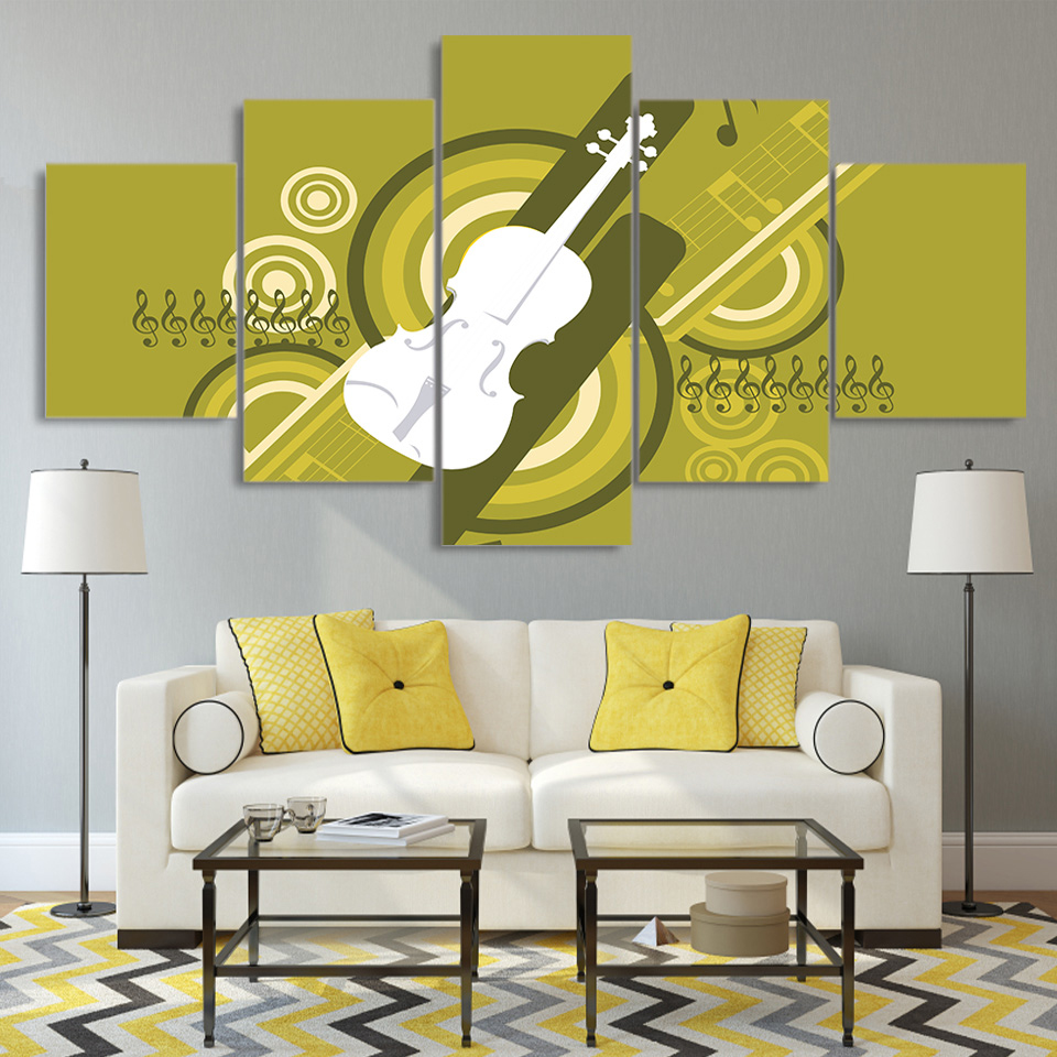 Luxury Music Notes Wall Decor Embellishment - The Wall Art ...
