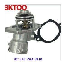 Корпус термостата sktoo для mercedes benz c230 c280 c300 c350