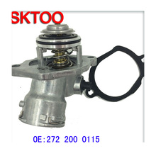 Supply car thermostat 2722000115 applicable models for benz все цены