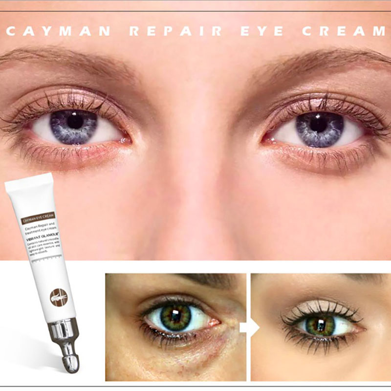 Cayman Anti Wrinkle Anti Aging Eye Cream Ageless Effectively Remove Dark Circles Puffiness Repair Eye Lifting Moisturizer Cream