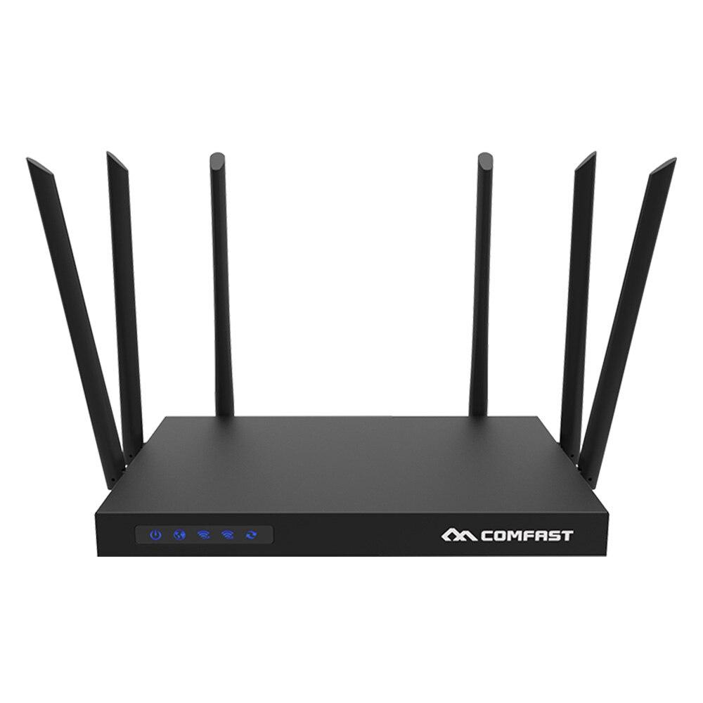 Routeur WIFI sans fil 1750Mbs AC double bande 2.4 GHz + 5 GHz répéteur wi-fi Extender amplificateur wifi Gigabit amplificateur de signal routeur