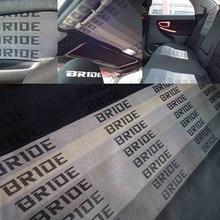 New Material 100CM x160CM JDM BRIDE Racing Car Seats Fabric Bride Fabric (1pcs=1m*1.6m )
