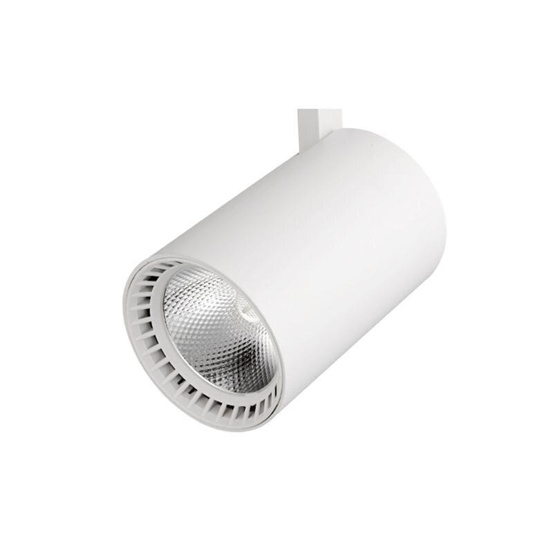 10W AC 220V Clothing Store Restaurant Spotlight Flexible Light Fixtures  Backlit Led TV LED Track Light Hose Dining Room Lamp