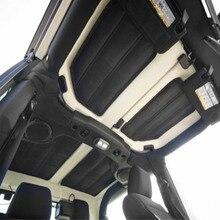 Cotton-Pad-Kit Hardtop Wrangler Car-Accessories Heat-Insulation Sound 2-Door for Jeep