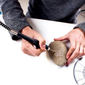 EAST mini dremel Аксессуары для инструментов роторный шлифовальный инструмент гибкий вал Подходит для Dremel Foredom поворотный гибкий вал herramientas