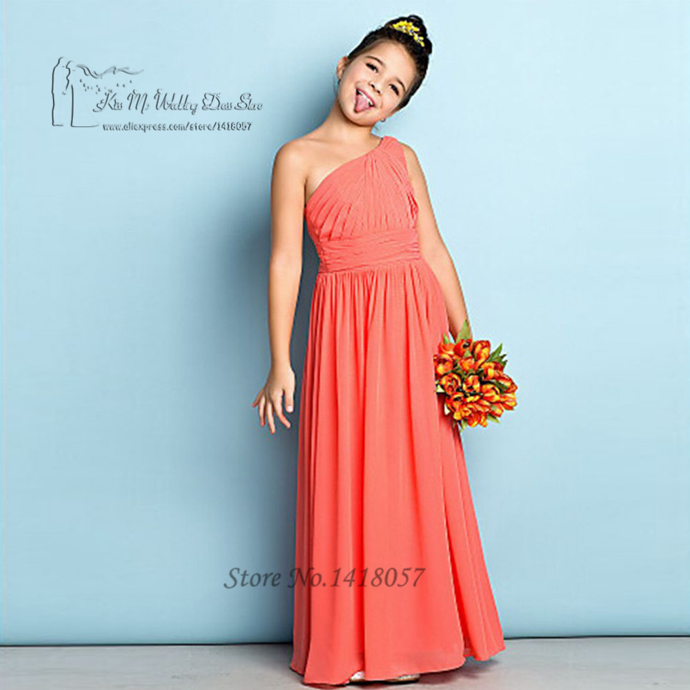 Cheap Coral Pageant Dresses for Little Girls Glitz First Communion ...