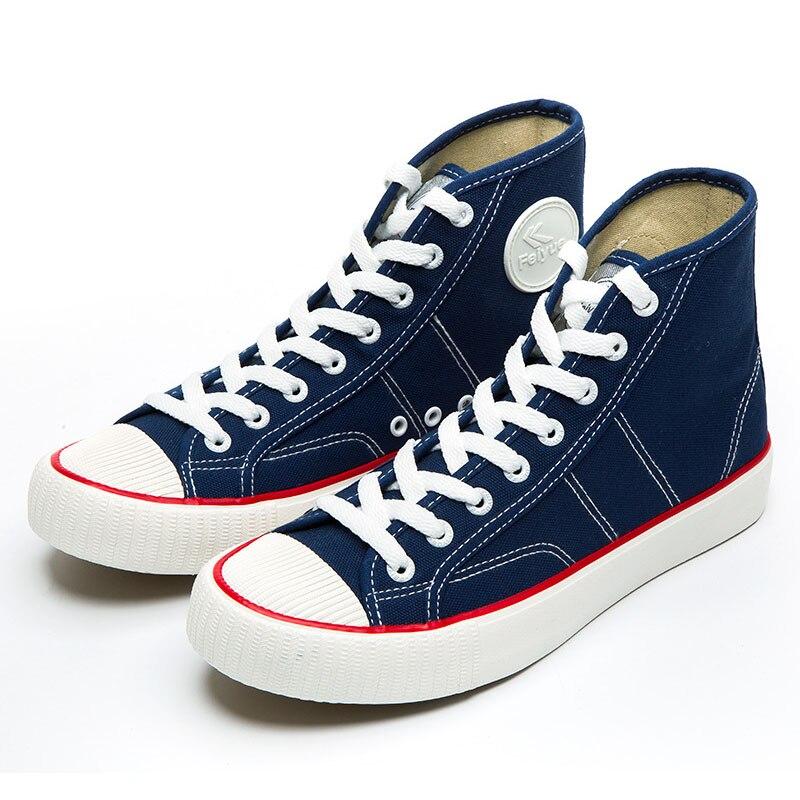 EU35-44 nouvelle-France Feiyue haute classique collège décontracté Fitness amant chaussures étudiants filles jeunes chaussures de skateboard