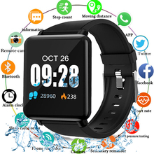 Smart Watch J10 Heart Rate Smart Bracelet Sleep Monitor Fitness Tracker Blood Pressure Watch Color Screen Activity Tracker Band fitness bracelet g26s heart rate smart band sleep monitor sport tracker watch blood pressure smartwatch color screen wristband