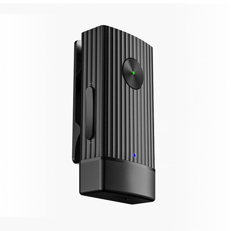FiiO BTR1 Bluetooth récepteur Audio amplificateur prise en charge aptx DAC APTX Bluetooth ampli AK4376-in Écouteurs from Electronique    1
