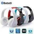 Беспроводная Bluetooth Стерео Складная Гарнитура Громкой Связи Наушники наушники с Micphone для iPhone Galaxy HTC