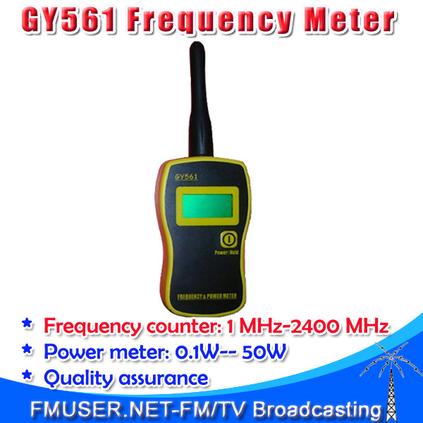 Sound Frequency Counter Handheld : Free shipping genuine new portable handheld gy