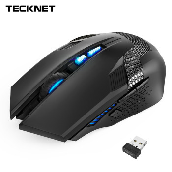 TeckNet Ergonomic Wireless Gaming Mouse