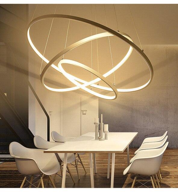 US $27.49 20% OFF|Led Moderne Pendelleuchten Lampe Für Wohnzimmer  Schlafzimmer Lamparas Colgantes Nordic Lustre Leuchte Industrieleuchten in  Led ...