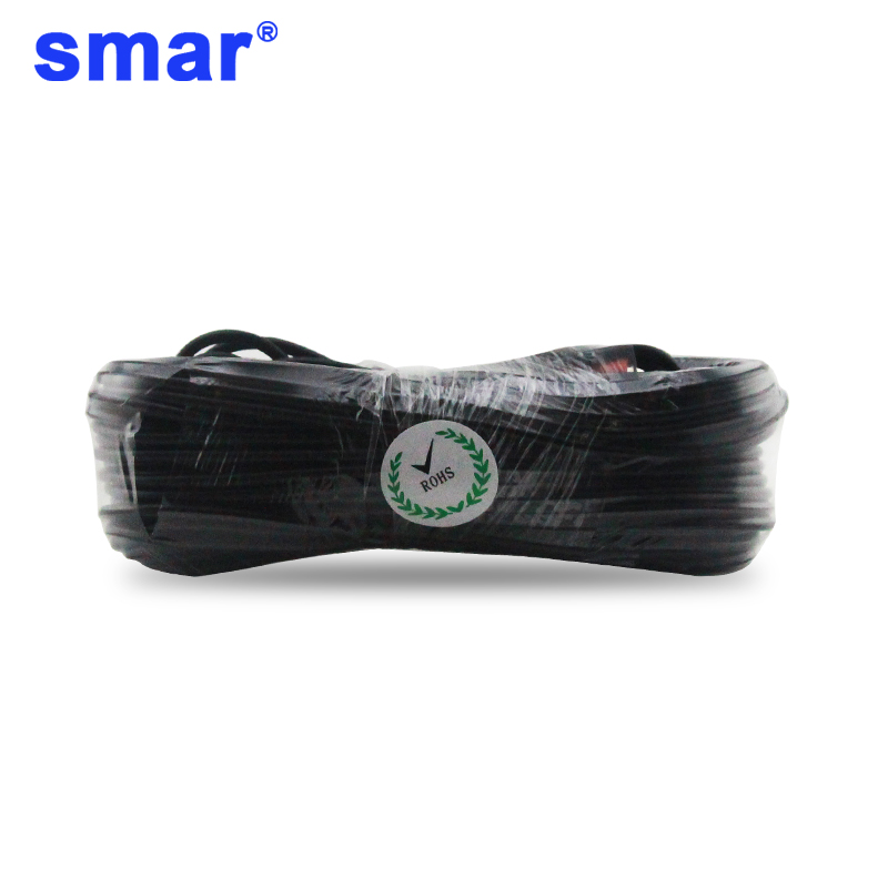 Smar AHD Camera BNC cable 18.3m/60.04ft Video DC Power CCTV Cable for Security Camera Cable Surveillance AccessoriesSmar AHD Camera BNC cable 18.3m/60.04ft Video DC Power CCTV Cable for Security Camera Cable Surveillance Accessories