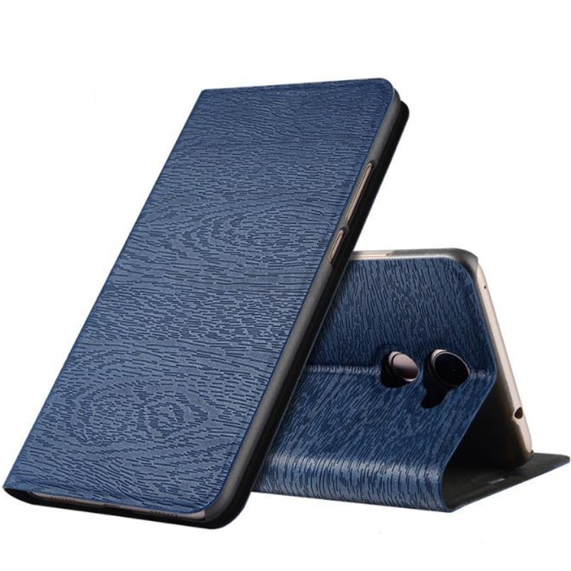 Meizu 16th Phone Case Luxury Slim Stand Style Flip PU Leather Case For Meizu M6T Cover Bag with Card Holder