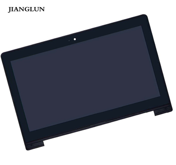 JIANGLUN Touch Screen Digitizer Assembly & Frame for Asus VivoBook S300 S300C S300CA