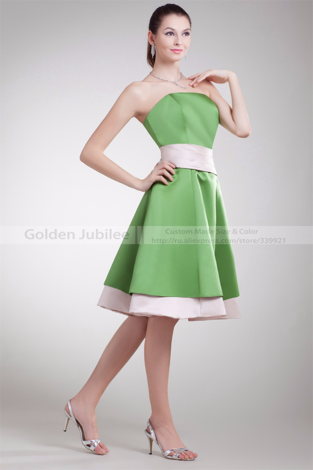 Satin-Strapless-Sleeveless-A-Line-Tiered-Special-Occasion-Dresses-23251-85267