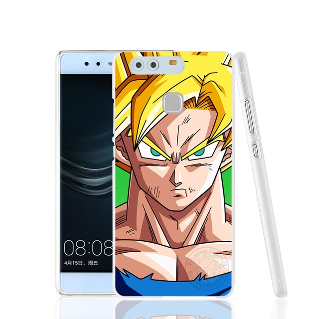 Dragon Ball Z Cover Case for huawei Ascend