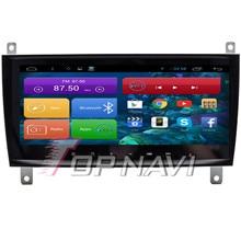 Topnavi 8,8 «четырехъядерный Android 6,0 Автомобильный gps навигация для бенз Слк Авторадио Мультимедиа Аудио стерео, без DVD