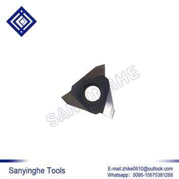 free shipping high quality 10pcs/lots TN16T3R195-24 cnc carbide turning inserts