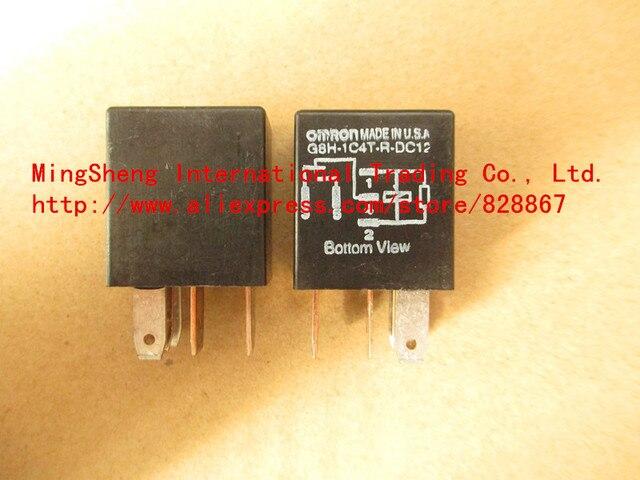 Original new 100% G8H-1C4T-R-DC12V G8H-1C4T-R-DC12 G8H-1C4T-R-12V G8H-1C4T-R-12VDC G8H-1C4T-R 12VDC relay quality assurance