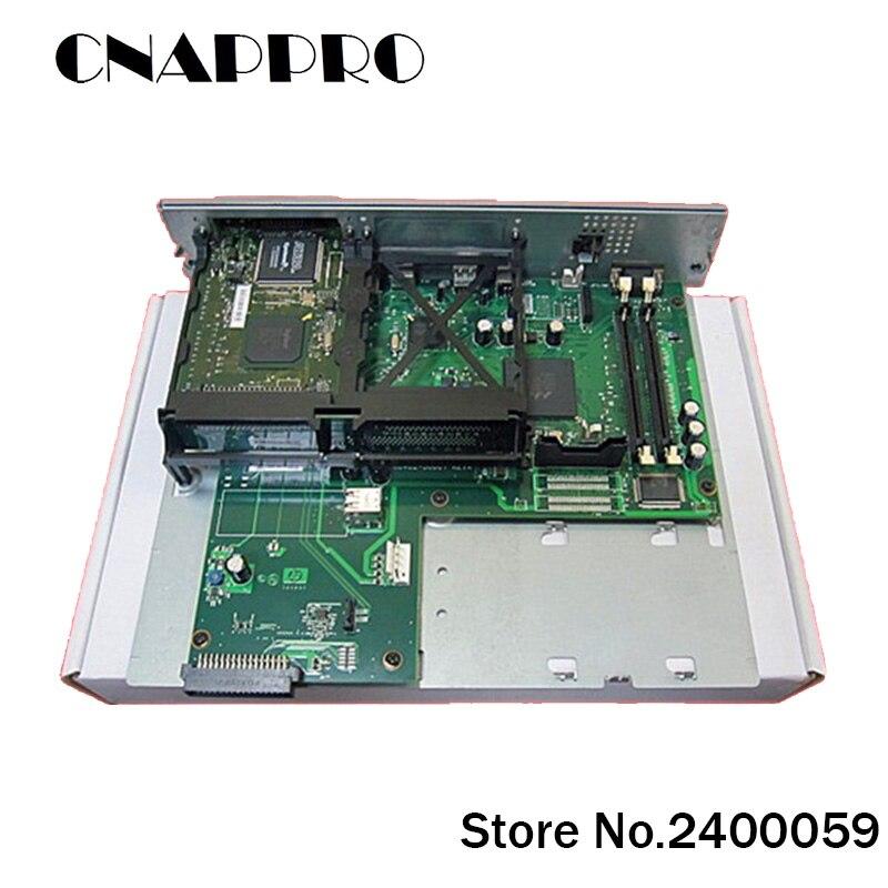 1PC/lot CC402-80001 CC40280001 Printer Formatter Board Main Logic Board  For Hp Laser Jet LJ 9050MFP 9050 MFP Genuine main board for hp officejet pro 8600 formatter board cm749 cm749 80001 wifi card 1150 7946