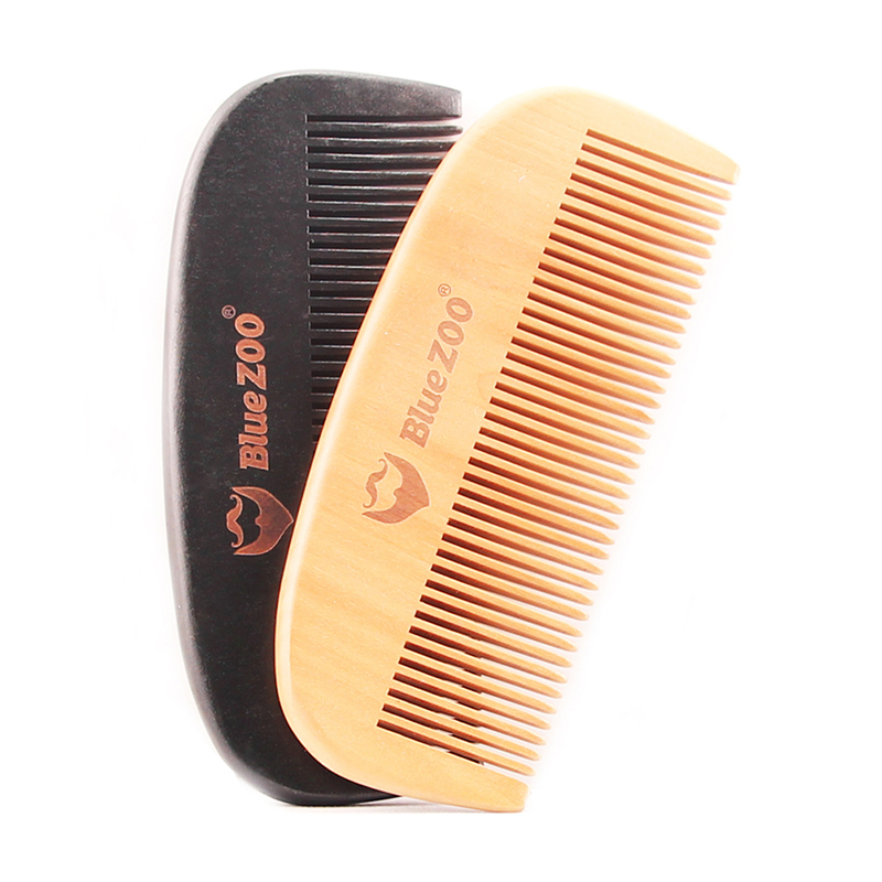 1 PC No Static Beard Comb Hair Styling Tool Pocket Wooden Comb Super Wood Combs