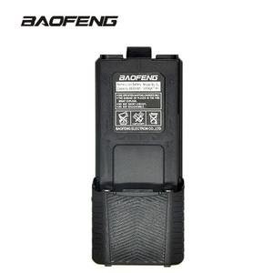 Image 1 - Baofeng קיבולת גבוהה ווקי טוקי סוללה 3800mAh עבור דו דרך רדיו UV 5R UV 5RE UV5RE סוללה תיבת Baofeng אבזרים