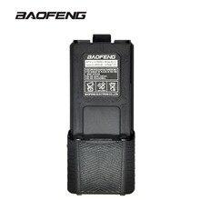 Walkie talkie com alta capacidade baofeng, bateria de 3800mah para rádio de duas vias UV 5R UV 5RE uv5re, acessórios para baofeng